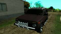 VAZ 2121 Niva Forester for GTA San Andreas