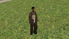 Black fam3 for GTA San Andreas