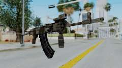 Arma OA AK-47 Eotech for GTA San Andreas