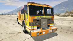 Los Angeles Fire Truck for GTA 5