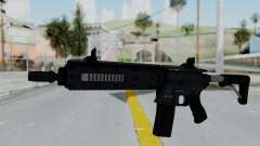 GTA 5 Carbine Rifle for GTA San Andreas