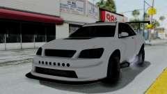 GTA 5 Karin Sultan RS Drift Double Spoiler PJ