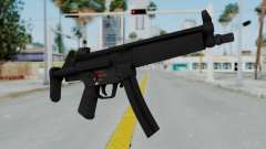 Arma AA MP5A5 for GTA San Andreas