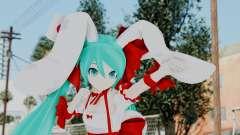 Hatsune Miku (Rabbit Girl)