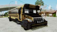 Armored School Bus for GTA San Andreas