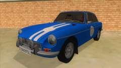 Richard Hammond MGB GT Top Gear