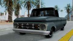 Ford F-100 1963 for GTA San Andreas
