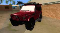 Mercedes-Benz G500 Off Road V3.0