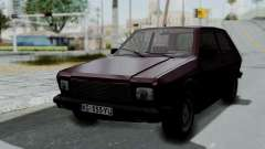 Yugo Koral 55 for GTA San Andreas