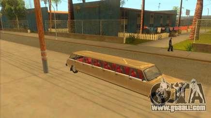 VAZ 2104 13-door for GTA San Andreas