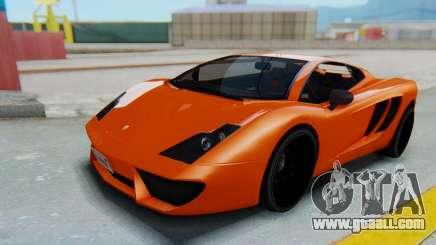 GTA 5 Pegassi Vacca IVF for GTA San Andreas