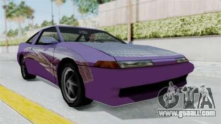Uranus 2F2F Eclipse PJ for GTA San Andreas