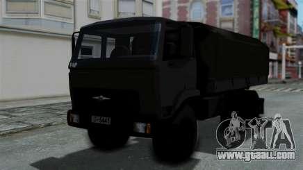 FAP Vojno Vozilo v2 for GTA San Andreas