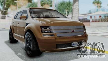 GTA 5 Vapid Radius for GTA San Andreas
