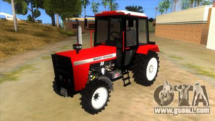 Massley Ferguson Tractor for GTA San Andreas