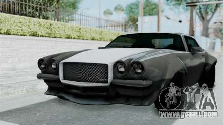 GTA 5 Nightshade for GTA San Andreas