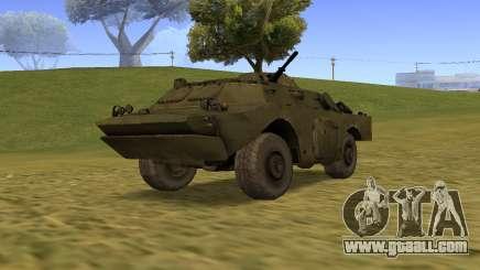 BRDM-2ЛД for GTA San Andreas