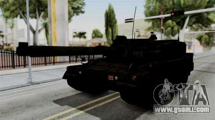 Point Blank Black Panther Rusty IVF for GTA San Andreas