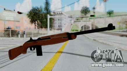 M1 Carbine for GTA San Andreas