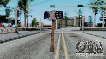 Nokia 3310 Hammer for GTA San Andreas