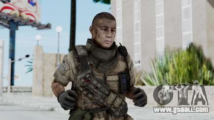 Crysis 2 US Soldier 6 Bodygroup B for GTA San Andreas