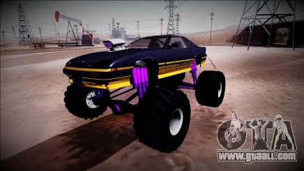 GTA 5 Imponte Ruiner Monster Truck for GTA San Andreas
