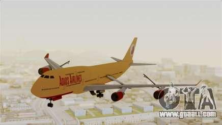 GTA 5 Jumbo Jet v1.0 Adios Airlines for GTA San Andreas