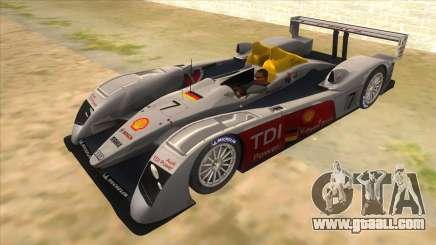 Audi R10 for GTA San Andreas
