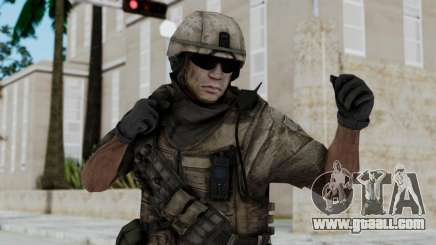 Crysis 2 US Soldier 1 Bodygroup B for GTA San Andreas