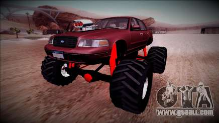 2003 Ford Crown Victoria Monster Truck for GTA San Andreas
