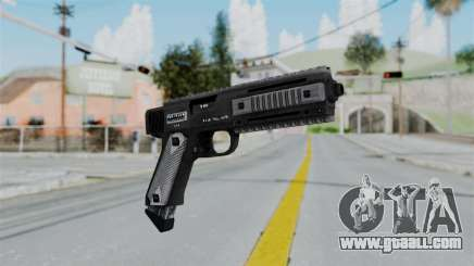 GTA 5 AP Pistol - Misterix 4 Weapons for GTA San Andreas