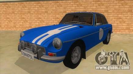 Richard Hammond MGB GT Top Gear for GTA San Andreas