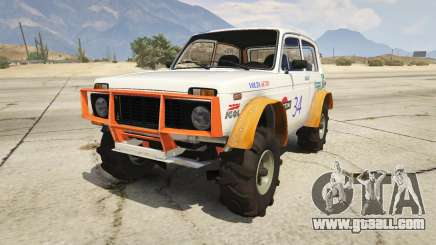 SUV VAZ-2121 for GTA 5