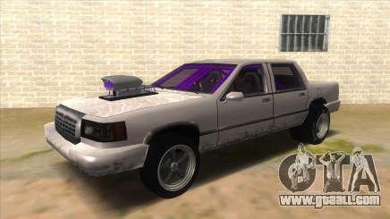 Stretch Sedan Drag for GTA San Andreas