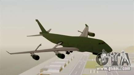 GTA 5 Jumbo Jet v1.0 for GTA San Andreas