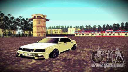 Nissan Cedric WideBody for GTA San Andreas