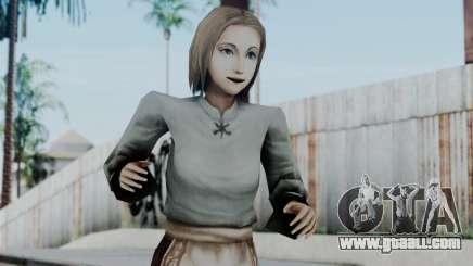 Girl Skin 6 for GTA San Andreas