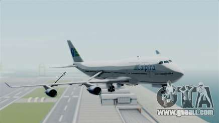 GTA 5 Jumbo Jet v1.0 Caipira Air for GTA San Andreas