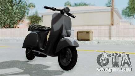 GTA 5 Principe Faggio for GTA San Andreas