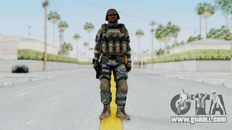 Battery Online Soldier 6 v1 for GTA San Andreas second screenshot