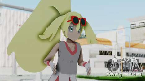 Pokémon XY Series - Korrina v2 for GTA San Andreas