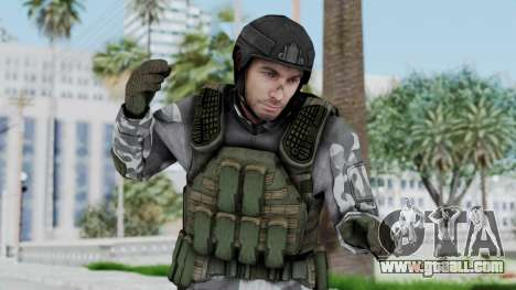 Black Mesa - HECU Marine v3 for GTA San Andreas