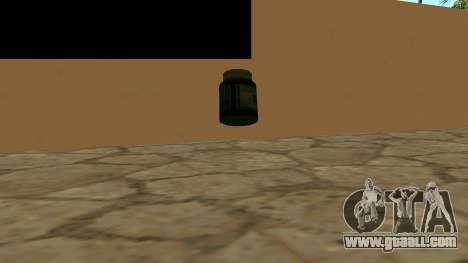 Replace icons and save lives for GTA San Andreas second screenshot