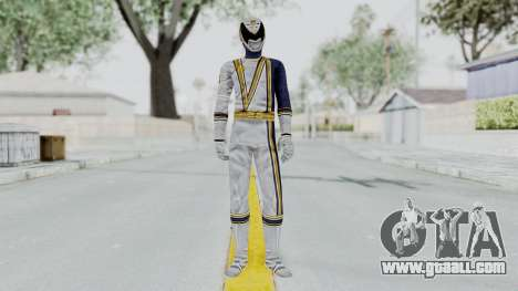 Power Rangers S.P.D - Omega for GTA San Andreas second screenshot