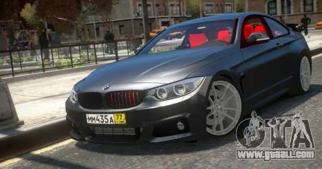 BMW 435i Coupe for GTA 4
