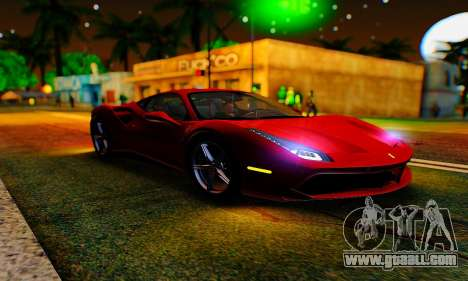 ENB B.M.S. for GTA San Andreas fifth screenshot