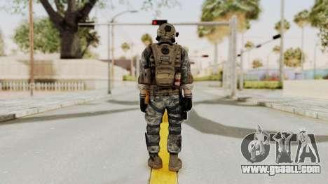 Battery Online Soldier 1 v2 for GTA San Andreas third screenshot
