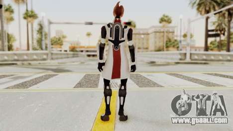Mass Effect 2 Mordin Solus for GTA San Andreas third screenshot