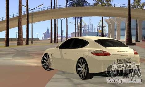 Wheels Pack from Jamik0500 for GTA San Andreas forth screenshot