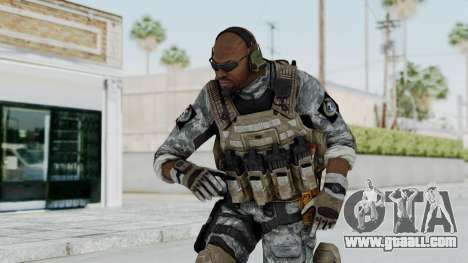 Battery Online Soldier 6 v1 for GTA San Andreas